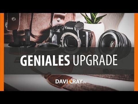 ⭐ Ultimatives Zubehör für die Canon EOS M50 ⭐? Meine Sammlung I David Cray