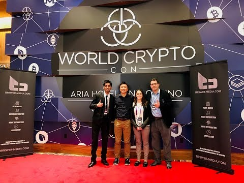 Attending World's Biggest Blockchain and Cryptocurrency Conference in Las Vegas