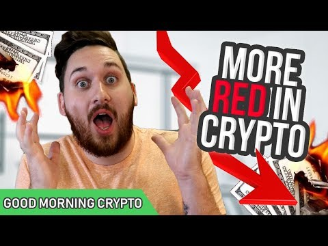 Crypto Still Crashing // CryptoCurrency Market News // Bitcoin News