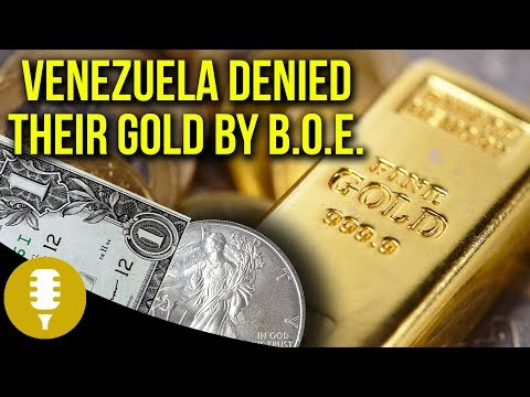 Venezuela Denied Their Gold, Nasdaq Tech Crash, & Bitcoin Drops | Golden Rule Radio