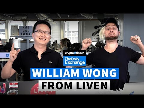 Why did cryptocurrency markets crash? Plus LivenPay CEO William Wong joins us for a chat