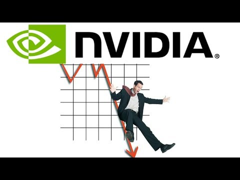 ⚠️Nvidia Stock Crash. NVDA Collapses After Earnings Guidance+Cryptocurrency Fears.⚠️