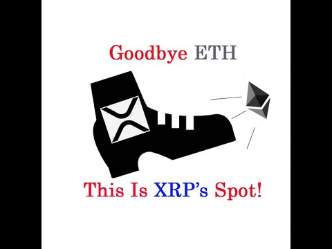 XRP King of Coins: XRP Stands Strong Takes ETH's Place; BTC to $8k In Seconds..Manipulation?