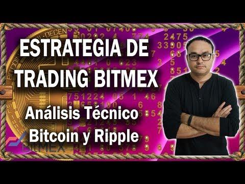 Estrategia de trading Bitmex, Análisis Técnico de Bitcoin Y Ripple   #BITCOIN V126