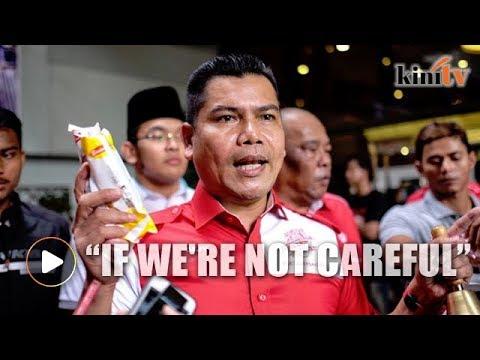 Nik Nazmi: Jamal may lead M'sia if Harapan gov't regresses
