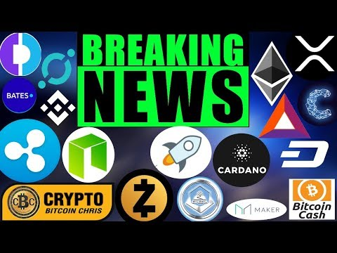 RIPPLE'S BIG NEWS ? 45,000 ETH MOVED TO BINANCE? Binance Maintenance?This Crypto +80k% in 2wks