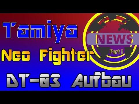 Tamiya Neo Fighter Buggy im Aufbau Part 1/2 | HD+ | Deutsch