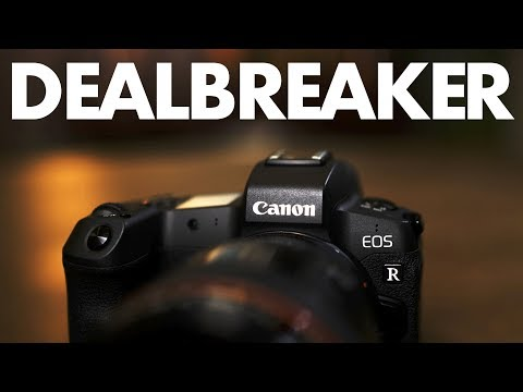 Canon EOS R – The DEAL BREAKER No One is Talking About