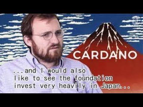 「カルダノ(ADA)が日本を重要視」の根拠 ~チャールズ・ホスキンソン氏の発言より抜粋~