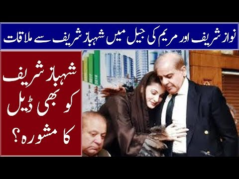 Maryam Nawaz & Nawaz Sharif New Plan for Shahbaz Sharif   Neo News
