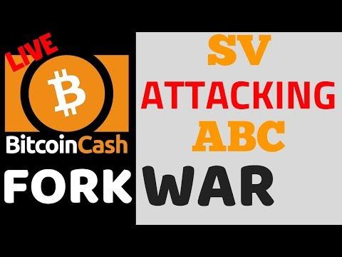 SV Attacking ABC Now? Bitcoin Cash (BCH) War