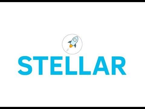 Cryptocurrencies Live Stellar Lumens (XLM)