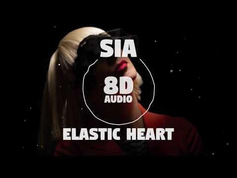 Sia – Elastic Heart | 8D Audio ? || Dawn of Music ||