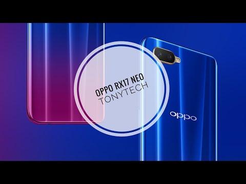 OPPO RX17 NEO – Le meilleur milieu de gamme de cette fin d'année ?