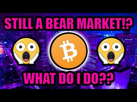 My Strategy With The Prolonged Bear Market [Bitcoin/Cryptocurrency Strategy]