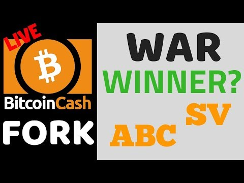 Bitcoin Cash Fork LIVE 24hrs in – Who's Winning?  Attack Coming?