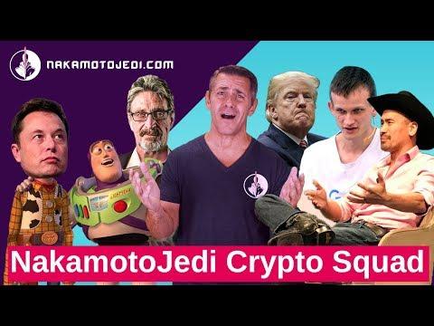 Nakamoto Jedi: Crypto News Media – Cryptocurrency news  – Bitcoin. Eth. Blockchain