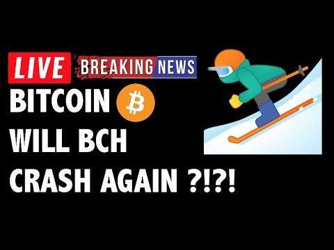 Will Bitcoin Cash (BCH/BTC) Crash Again?! – Crypto Market Technical Analysis & Cryptocurrency News