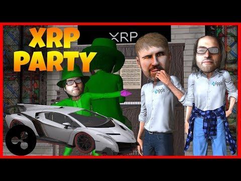 Ripple XRP $589 Party In Liechtenstein
