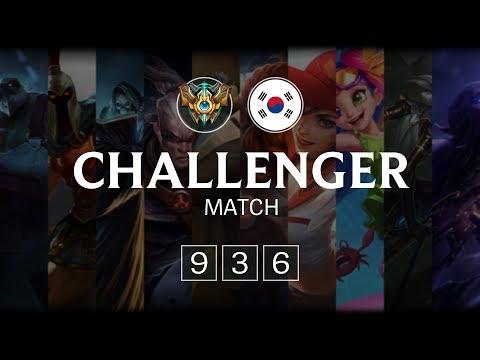 KR Challenger Match: Leo, Crash, Blank, Neo, SoHwan, Effort
