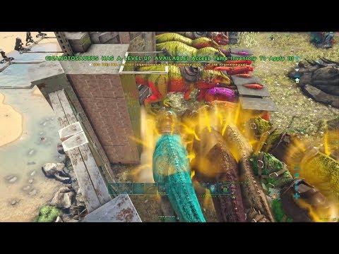 NoX MEATRUNNING ADA 402 – Ark PS4 Official