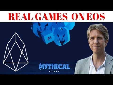 Ex-Activision Team Get $16 Million to Build EOS-Based Blockchain Games Studio