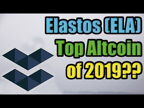 5 Reasons I'm Investing in Elastos (ELA): HERE'S WHY! [Cryptocurrency Investment]