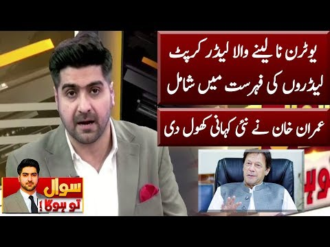 Imran Khan Open New Pandora Box | Sawal to Hoga | Neo News
