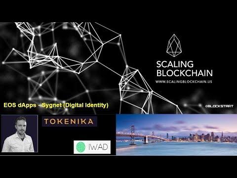 Scaling Blockchain 2018: (9) EOS dApps – Sygnet