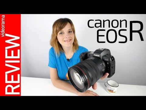 Canon EOS R review -SUFICIENTE para empezar?-