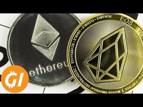 """Bitcoin To $15000 This Year"" – Monero's Unsung Hero – EOS & ETH Stablecoin – Multi-Crypto ETP"