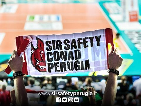 BCC Castellana Grotte – Sir Safety Conad Perugia  |  8^ giornata di Superlega