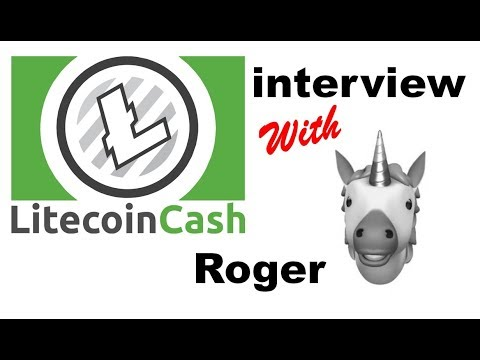 Litecoin Cash exclusive interview with Roger on Hive mining