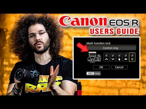 Canon EOS R Users Guide
