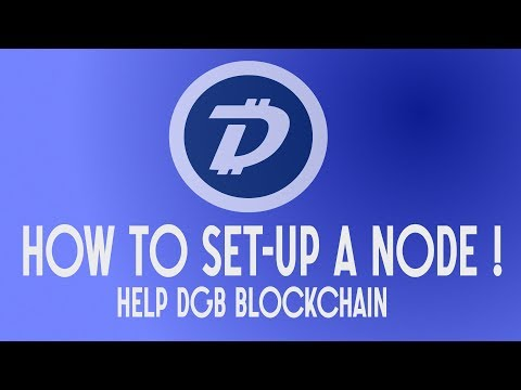 DigiByte Tutorials – How to run a Node !