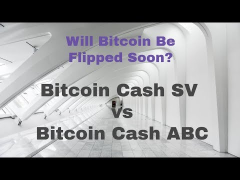 Will Bitcoin Be Flipped Soon? Bitcoin Cash SV vs Bitcoin Cash ABC – Black Friday Market Crash!