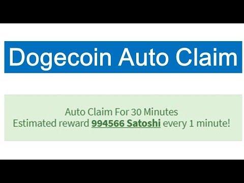 Dogecoin Auto Claim