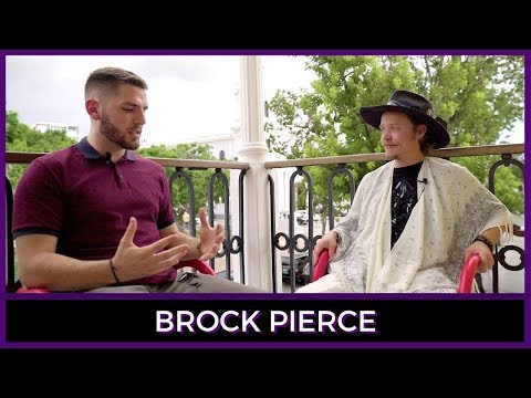 Brock Pierce: EOS, Puerto Rico & The Future Of Blockchain