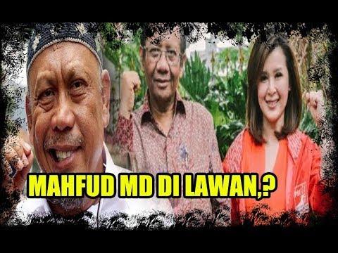 MENOHOK !!! Grace Makin Perkasa, Mahfud MD Sebut Perda Agama Sia sia! Eggi Bungkam