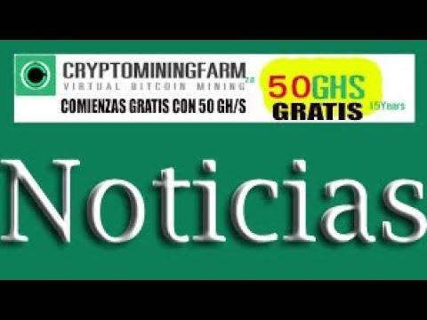 Cryptominingfarm noticias noviembre 2018 | Minando y retirado DogeCoin