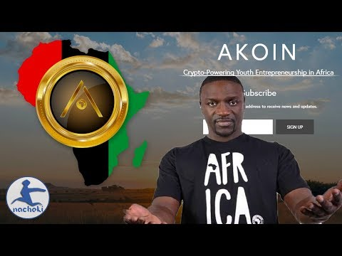 Akon Launches New Cryptocurrency AKoin to Combat Corruption in Africa