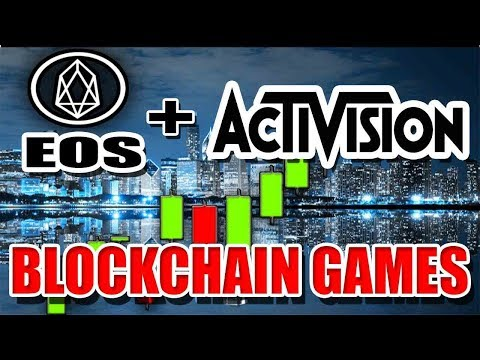 EOS and Mike Novogratz form All-Star Gaming Team (Activision, Niantic, Blizzard) on EOS!