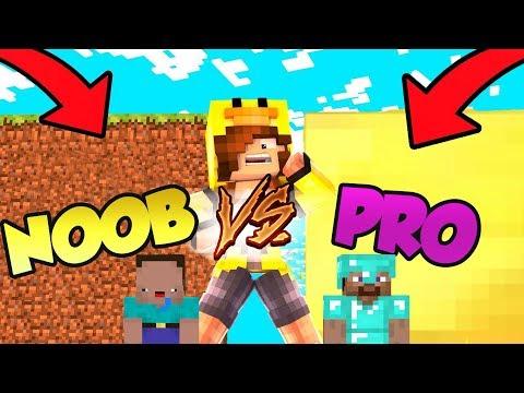 FAKİR NOOB ADA VS ZENGİN PRO ADA – Minecraft