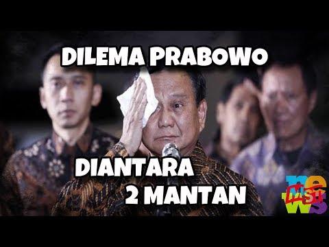 Dilema Prabowo: Di Antara 2 Mantan! Ada Apa Nih?