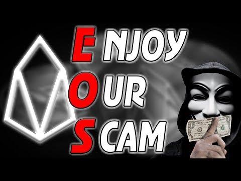 Что общего у EOS и КЕШБЕРИ? EOS – SCAM проект?  Новости EOS
