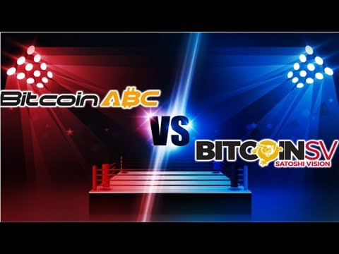 Bitcoin ABC vs Bitcoin SV – The Bitcoin Cash Drama