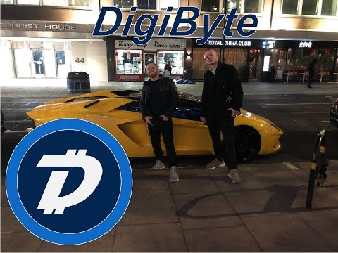 Digibyte London meet up (Crypto Mugs and cousin matt day out)????