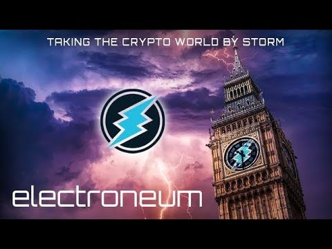 Electroneum could replace the Dollar in the future. Don´t worry about the current price