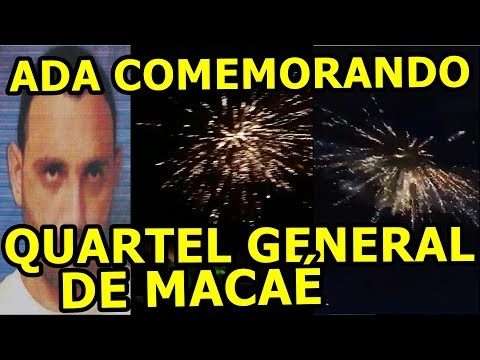 VÍDEO ADA FAZENDO ANIVERSÁRIO LINDÃO CHEFÃO MACAÉ