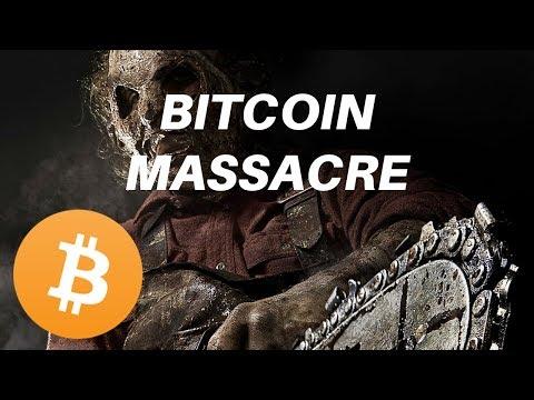 The Bitcoin massacre is making mining VERY PROFITABLE!!!